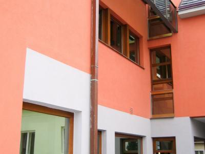 Administratívne budovy referencie spoločnosti Eurodreveník s.r.o