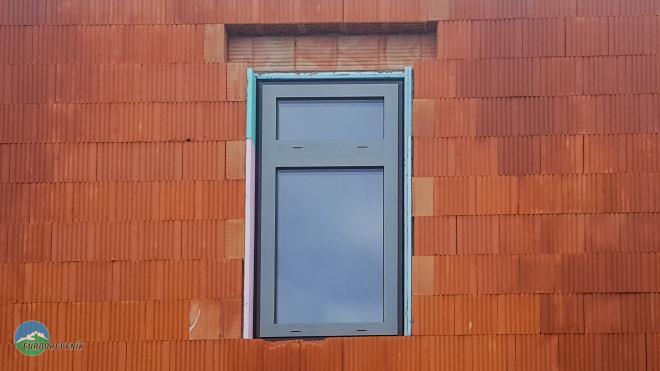 Drevohliníkové okná realizácia v roku 2018